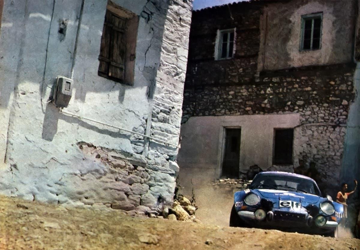 L'Alpine A110: Histoire d'une Championne Française 12