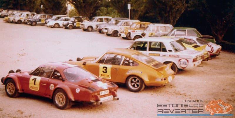 Alpinche Estanislao Reverter Rallye 7 | Alpinche : quand l'Alpine A110 passe au Flat-6 Porsche !
