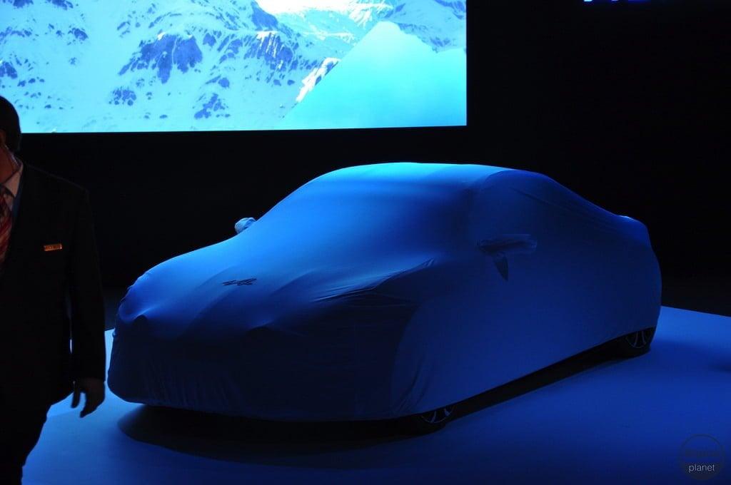 Alpine Vision Carlos Ghosn