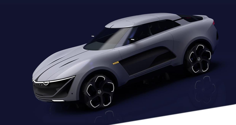 Alpine SUV 7   Le futur SUV Alpine peut-être en fuite... Sketch 2016