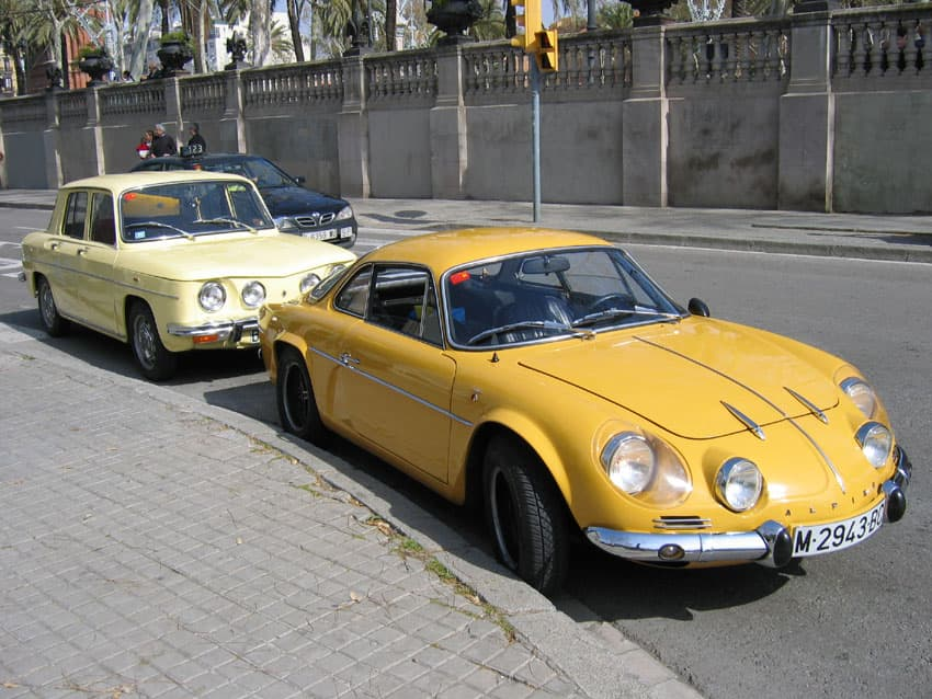 Alpine A110 FASA 5 | FASA Renault Alpine A110 : Amor de España !
