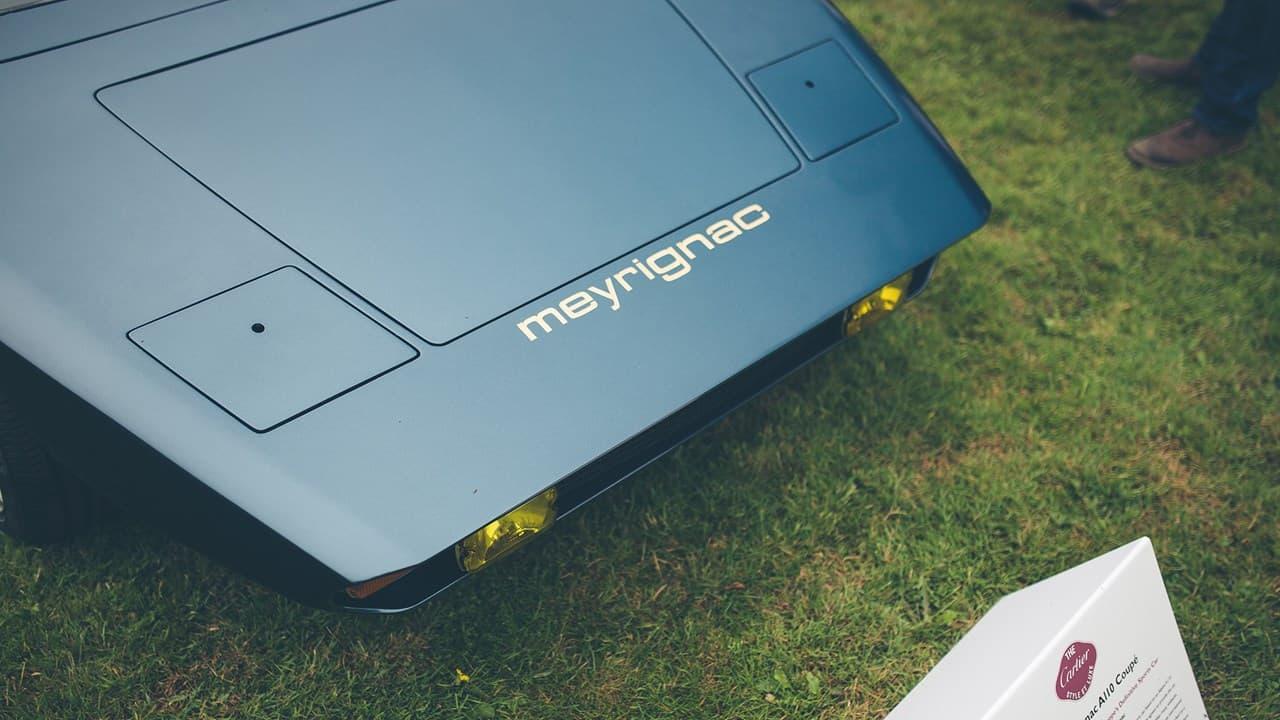 Alpine A110 Meyrignac 2 | Alpine A110 Meyrignac : l'audacieux prototype !