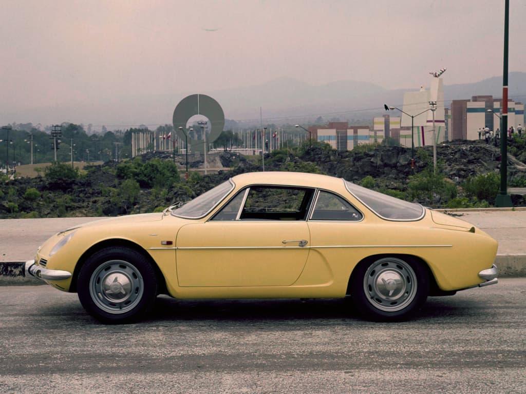 Alpine FASA A110 2 | FASA Renault Alpine A110 : Amor de España !