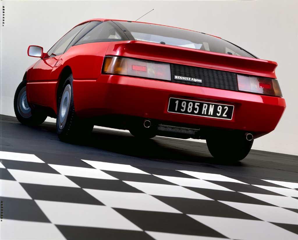 Alpine GTA V6 GT 2 | ALPINE GTA GT V6 : le soufflé de Dieppe 1/2