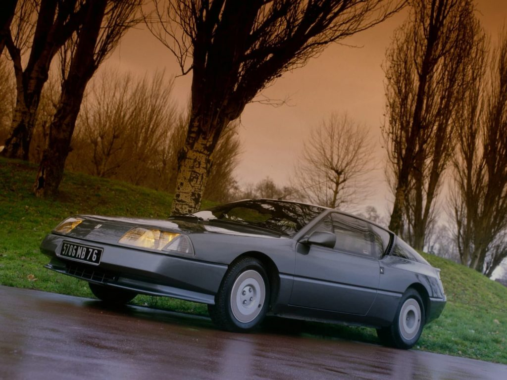 Alpine GTA V6 GT 3 | ALPINE GTA GT V6 : le soufflé de Dieppe 1/2