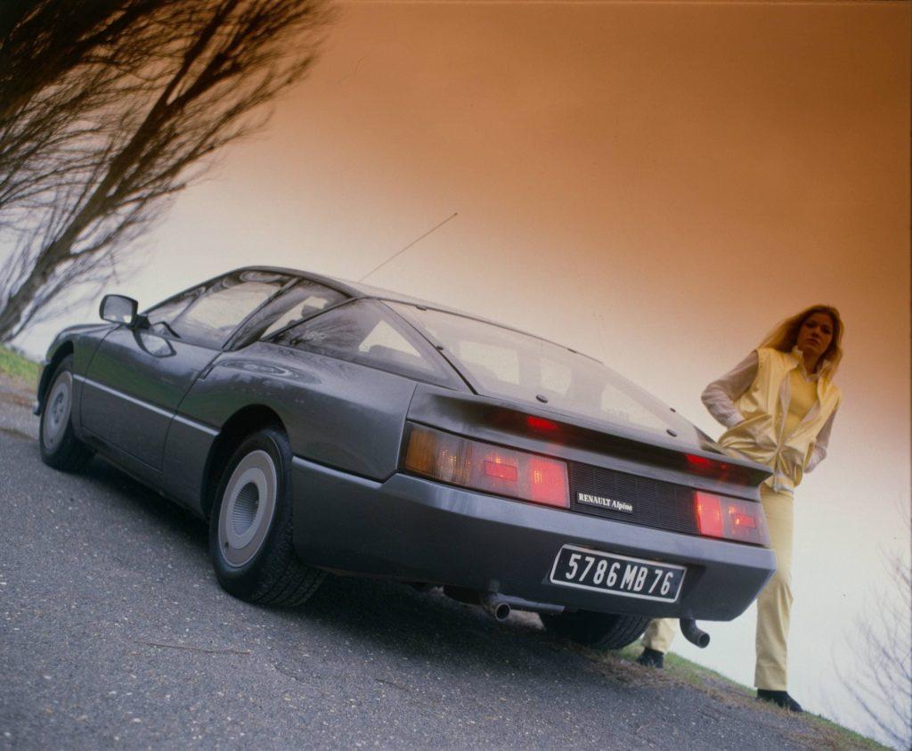 Alpine GTA V6 GT 4 | ALPINE GTA GT V6 : le soufflé de Dieppe 1/2