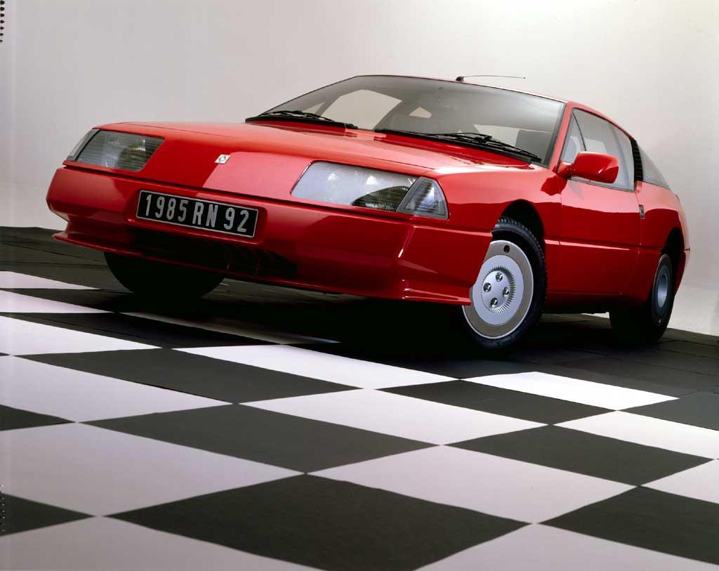 Alpine GTA V6 GT | ALPINE GTA GT V6 : le soufflé de Dieppe 1/2