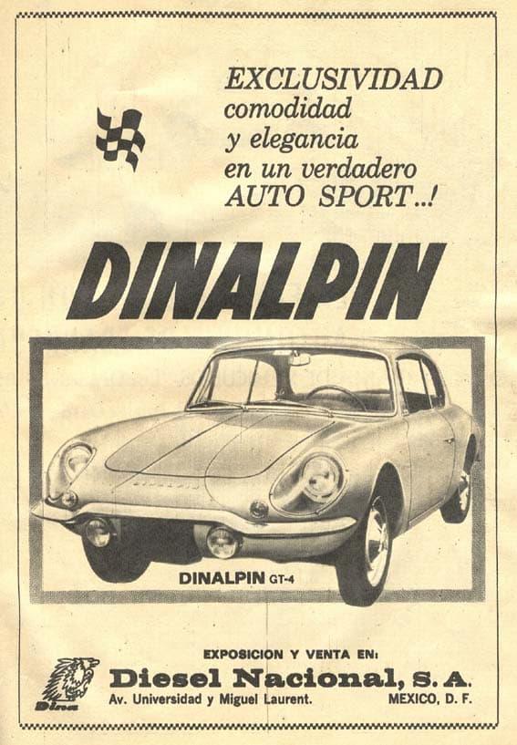 Dinalpin GT4 2   Planète Alpine