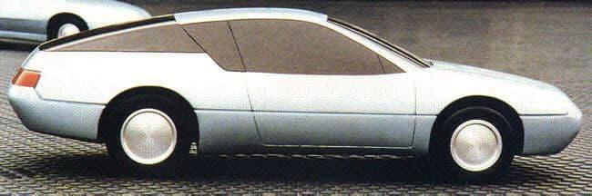 Etude Alpine GTA Berex 2 | ALPINE GTA GT V6 : le soufflé de Dieppe 1/2
