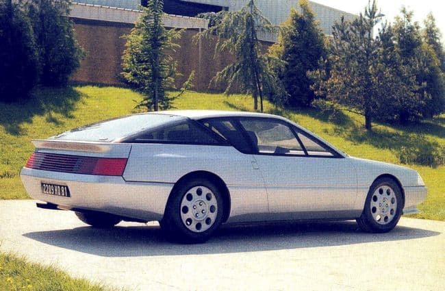 Etude Alpine GTA | ALPINE GTA GT V6 : le soufflé de Dieppe 1/2