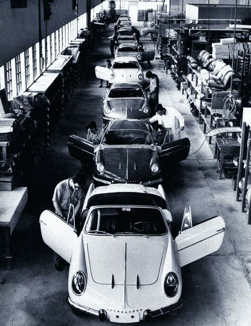 Willys Overland Usine | Overland Interlagos: l'Alpine Made in Brazil !