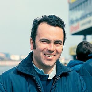 Jean Vinatier Alpine | Les pilotes Alpine de Légende