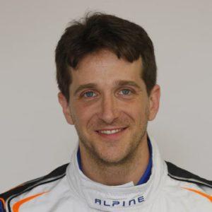 Tristan Gommedy ELMS 2013 300x300 - Équipe et pilotes 2013