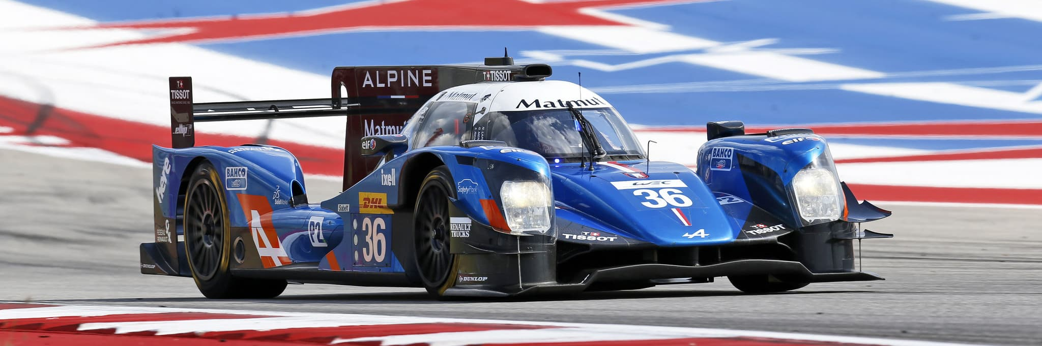 Alpine triomphe au pays de l'Oncle Sam !