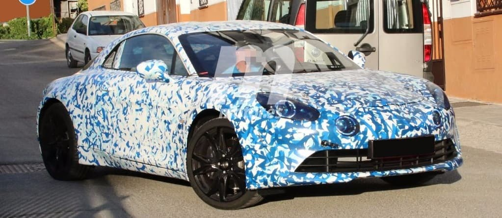 [SCOOP] L'Alpine AS1 / A120 en liberté !