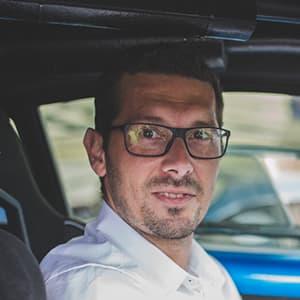 Antony VIllain Alpine | Équipe Alpine Cars