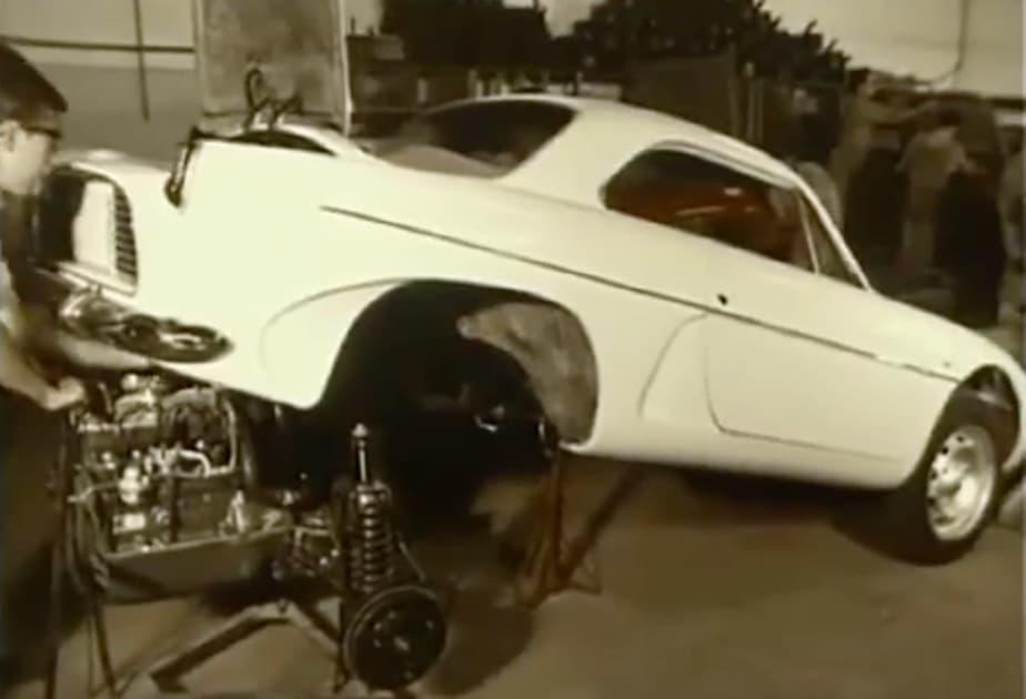 Ligne de Fabrication de la Willys Interlagos