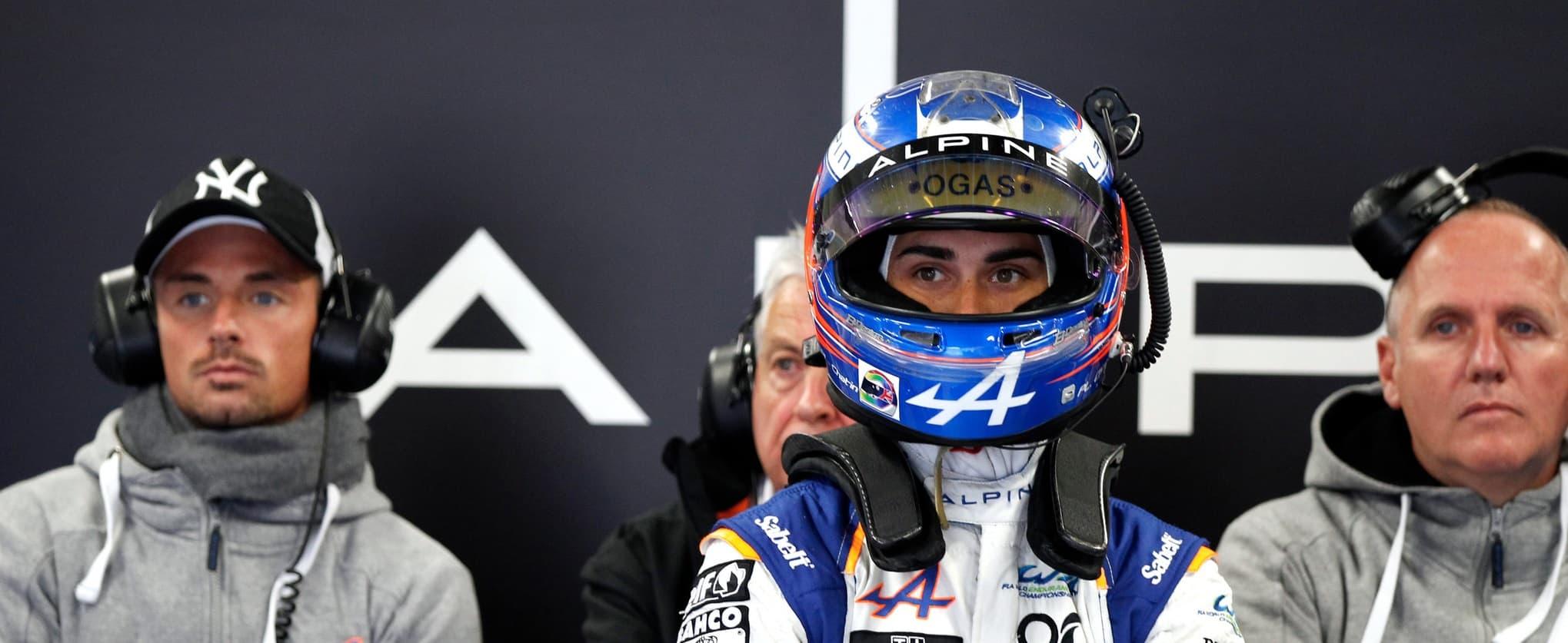Alpine se prépare à assurer la victoire à Fuji !