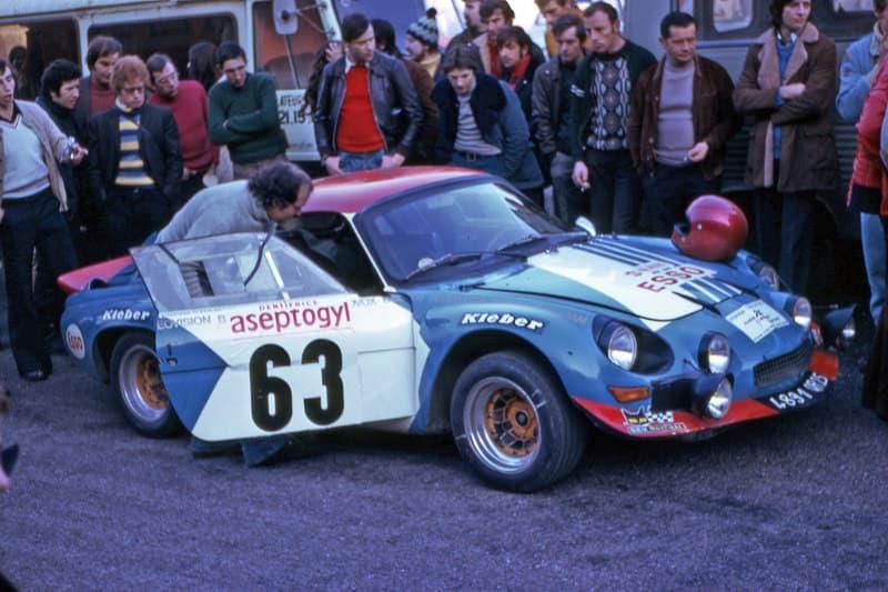 Jacques Henry, le véritable Gentleman Driver sur Alpine !