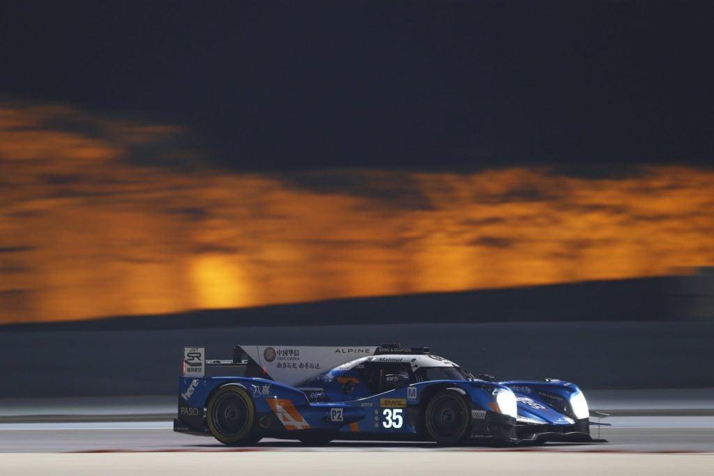 Signatech Alpine Bahreïn WEC 12 | 7ème et dernier podium pour Alpine à Bahreïn !