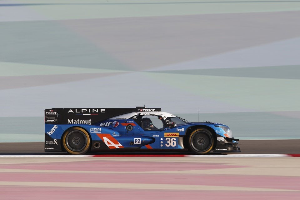 Signatech Alpine Bahreïn WEC 4 | 7ème et dernier podium pour Alpine à Bahreïn !