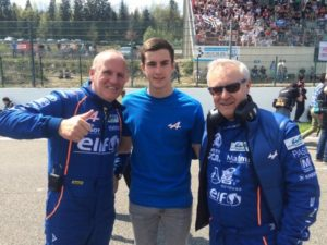 stephane-laurent-rookie-test-signatech-alpine