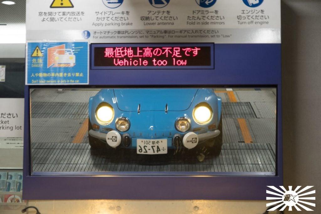 Type 01 Présentation Alpine Vision A110 à Tokyo 11 | La conférence d'Alpine à Tokyo sous l'oeil de Type-01
