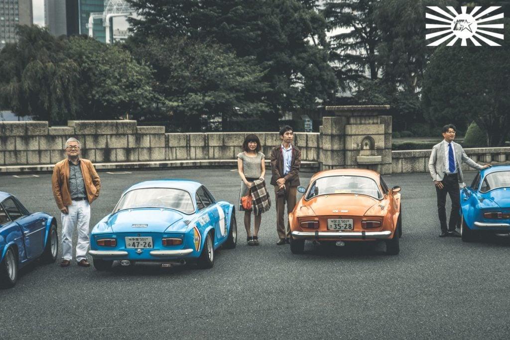 Type 01 Présentation Alpine Vision A110 à Tokyo 14 | La conférence d'Alpine à Tokyo sous l'oeil de Type-01