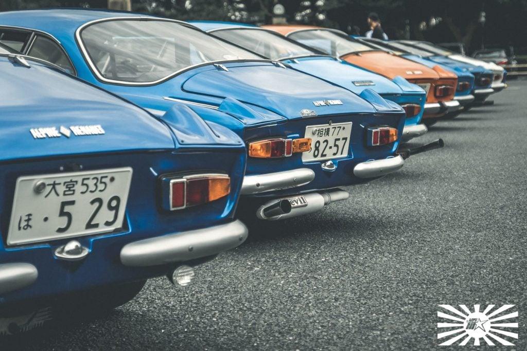 Type 01 Présentation Alpine Vision A110 à Tokyo 19 | La conférence d'Alpine à Tokyo sous l'oeil de Type-01