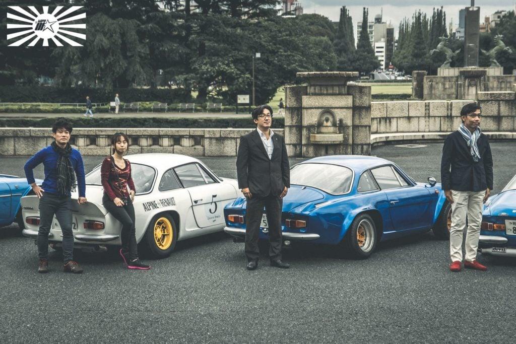 Type 01 Présentation Alpine Vision A110 à Tokyo 22 | La conférence d'Alpine à Tokyo sous l'oeil de Type-01