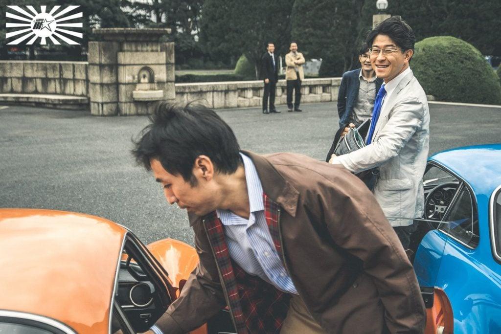 Type 01 Présentation Alpine Vision A110 à Tokyo 26 | La conférence d'Alpine à Tokyo sous l'oeil de Type-01