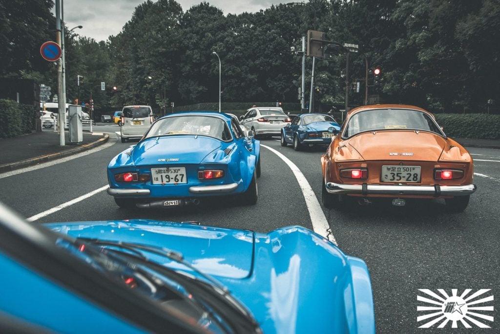 Type 01 Présentation Alpine Vision A110 à Tokyo 27 | La conférence d'Alpine à Tokyo sous l'oeil de Type-01