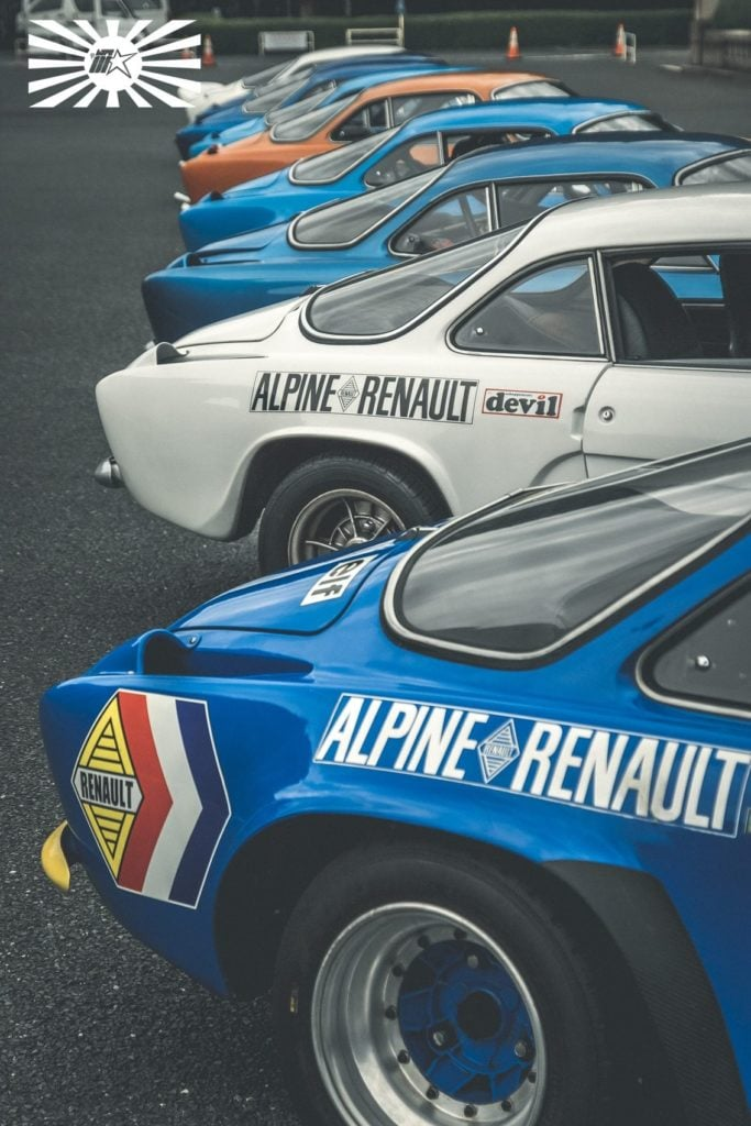 Type 01 Présentation Alpine Vision A110 à Tokyo 3 | La conférence d'Alpine à Tokyo sous l'oeil de Type-01