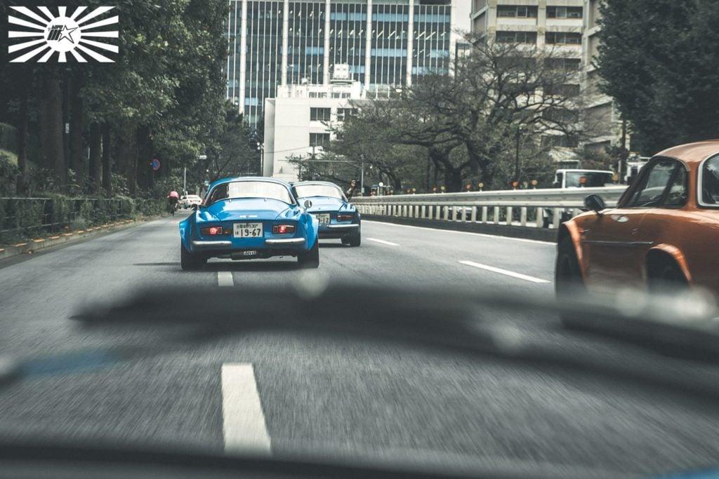 Type 01 Présentation Alpine Vision A110 à Tokyo 31 | La conférence d'Alpine à Tokyo sous l'oeil de Type-01