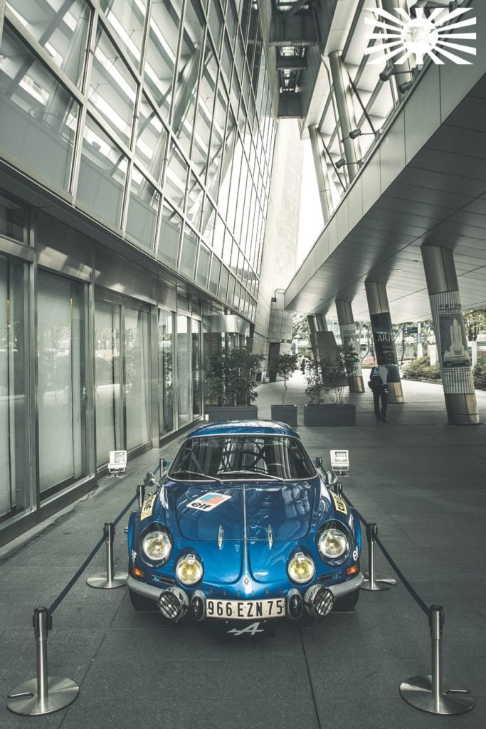 Type 01 Présentation Alpine Vision A110 à Tokyo 32 | La conférence d'Alpine à Tokyo sous l'oeil de Type-01