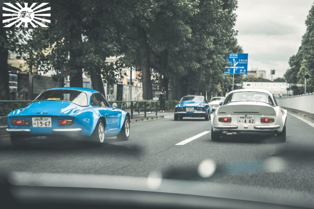 Type 01 Présentation Alpine Vision A110 à Tokyo 39 | La conférence d'Alpine à Tokyo sous l'oeil de Type-01