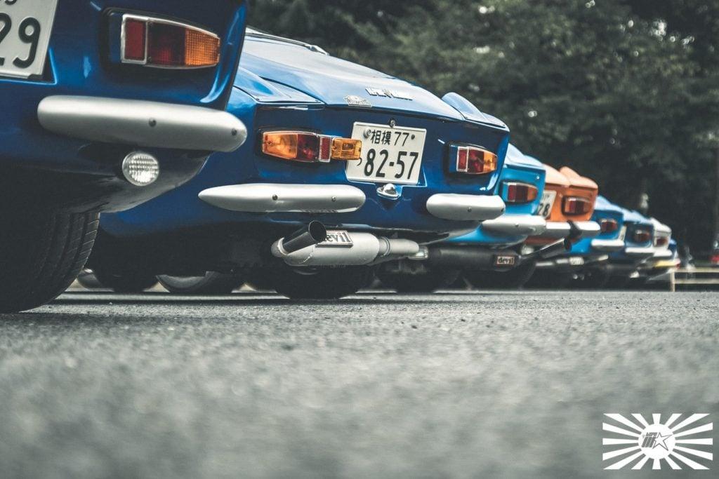 Type 01 Présentation Alpine Vision A110 à Tokyo 4 | La conférence d'Alpine à Tokyo sous l'oeil de Type-01