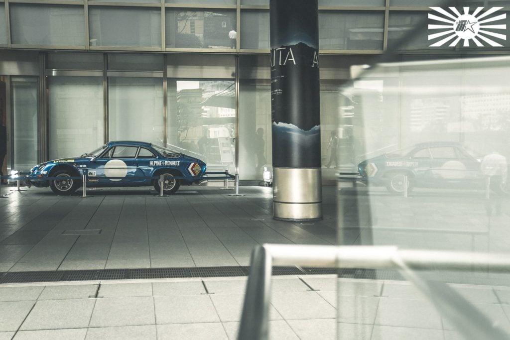 Type 01 Présentation Alpine Vision A110 à Tokyo 41 | La conférence d'Alpine à Tokyo sous l'oeil de Type-01