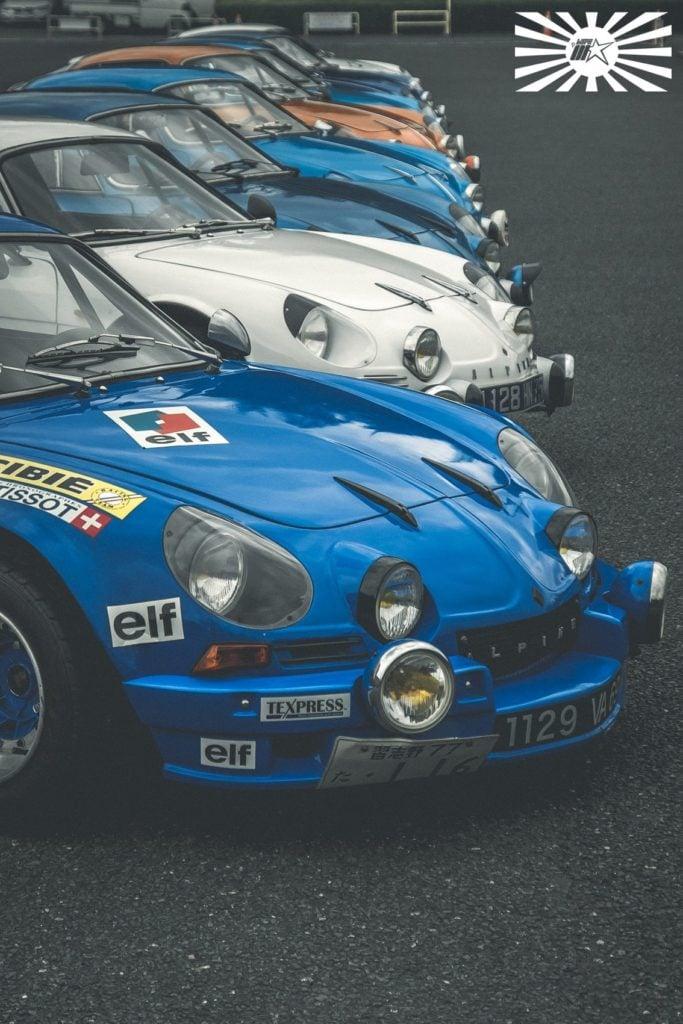 Type 01 Présentation Alpine Vision A110 à Tokyo 49 | La conférence d'Alpine à Tokyo sous l'oeil de Type-01