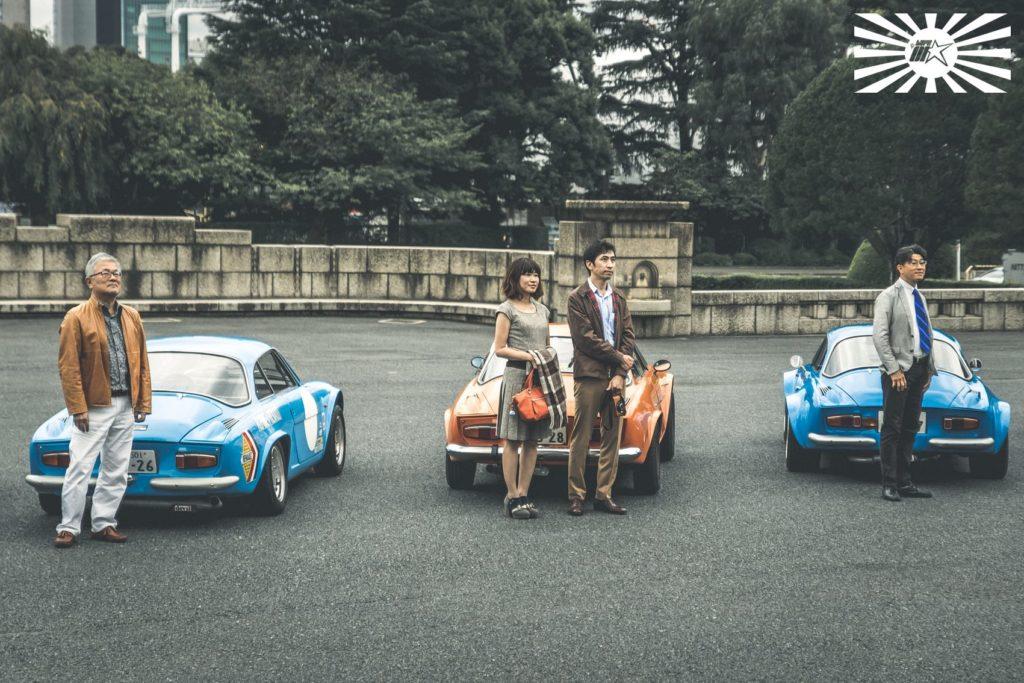 Type 01 Présentation Alpine Vision A110 à Tokyo 5 | La conférence d'Alpine à Tokyo sous l'oeil de Type-01