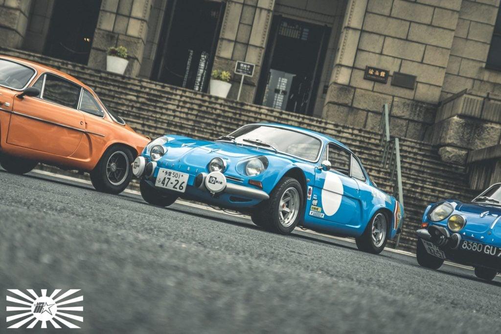 Type 01 Présentation Alpine Vision A110 à Tokyo 51 | La conférence d'Alpine à Tokyo sous l'oeil de Type-01