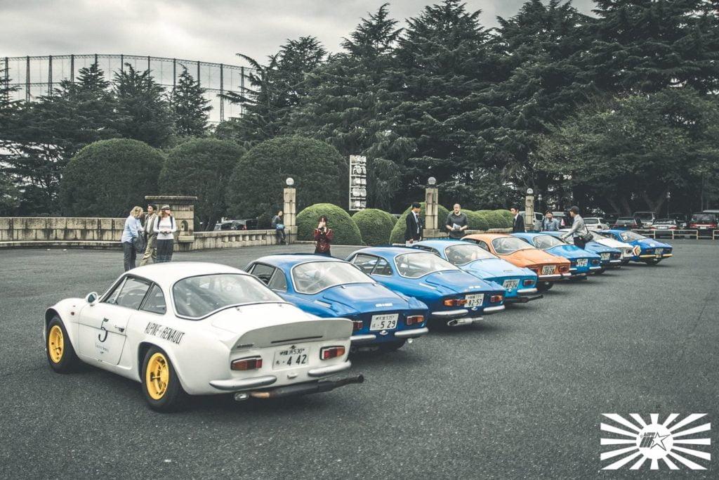 Type 01 Présentation Alpine Vision A110 à Tokyo 53 | La conférence d'Alpine à Tokyo sous l'oeil de Type-01