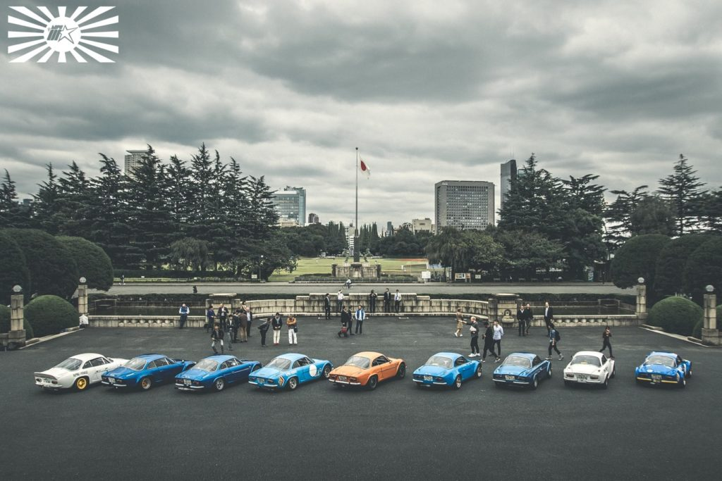 Type 01 Présentation Alpine Vision A110 à Tokyo 54 | La conférence d'Alpine à Tokyo sous l'oeil de Type-01