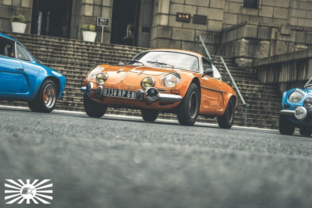 Type 01 Présentation Alpine Vision A110 à Tokyo 56 | La conférence d'Alpine à Tokyo sous l'oeil de Type-01