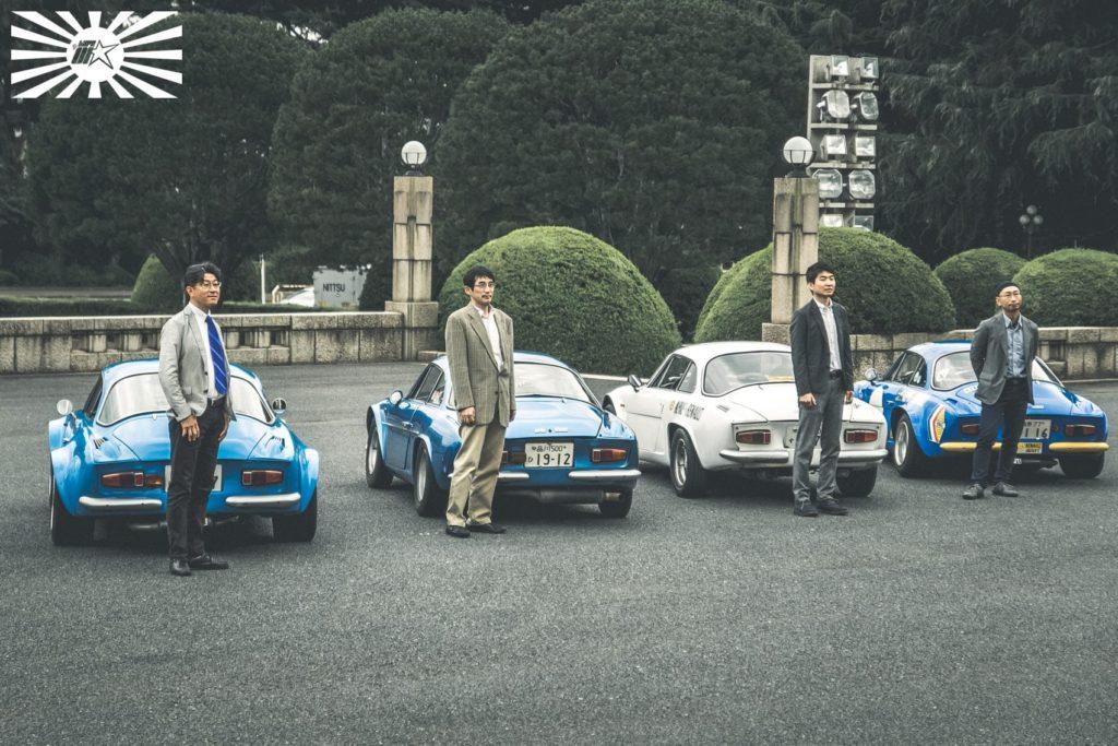 Type 01 Présentation Alpine Vision A110 à Tokyo 6 | La conférence d'Alpine à Tokyo sous l'oeil de Type-01