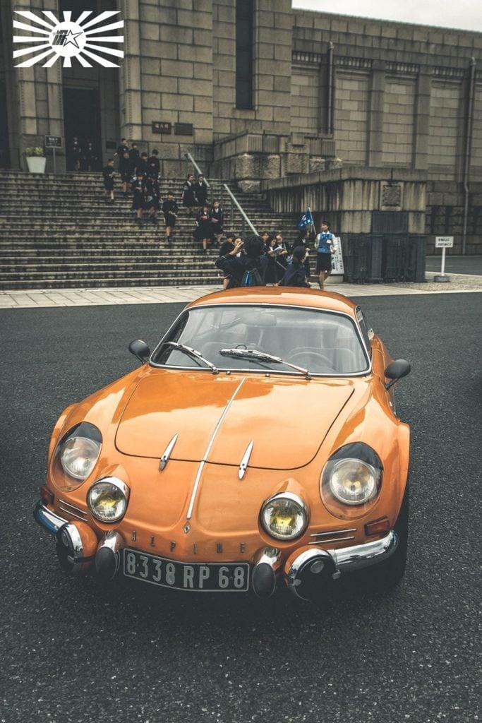Type 01 Présentation Alpine Vision A110 à Tokyo 61 | La conférence d'Alpine à Tokyo sous l'oeil de Type-01