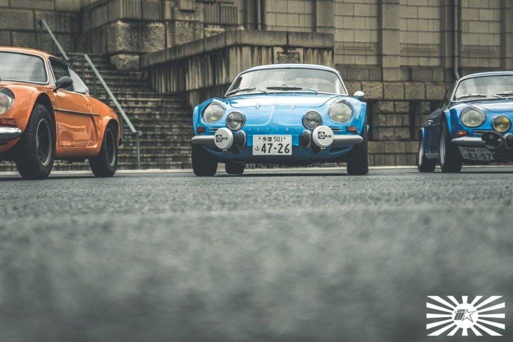 Type 01 Présentation Alpine Vision A110 à Tokyo 7 | La conférence d'Alpine à Tokyo sous l'oeil de Type-01