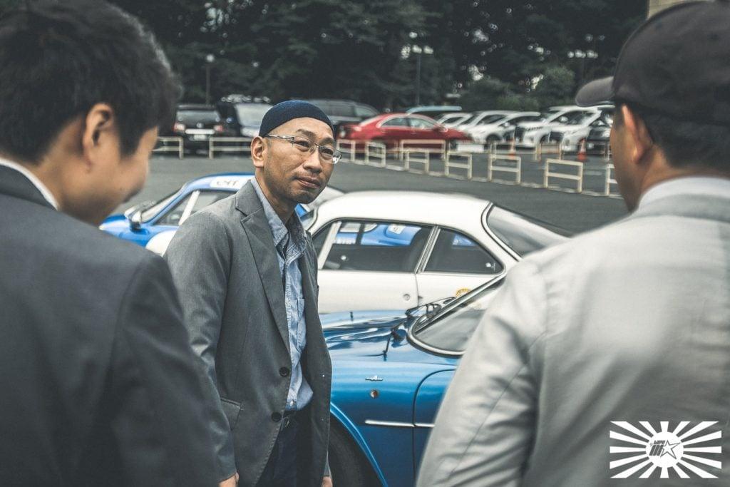 Type 01 Présentation Alpine Vision A110 à Tokyo 8 | La conférence d'Alpine à Tokyo sous l'oeil de Type-01