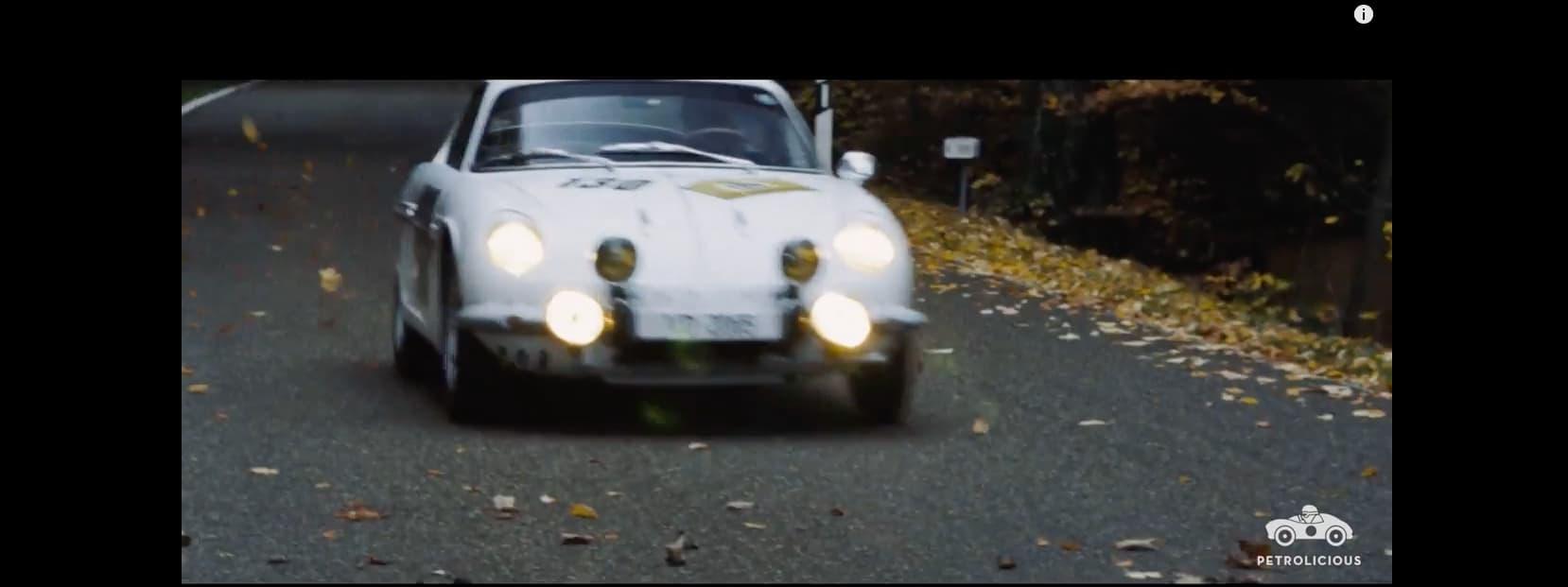 Vous ne conduisez pas une Alpine A110, vous ne faites qu'un !