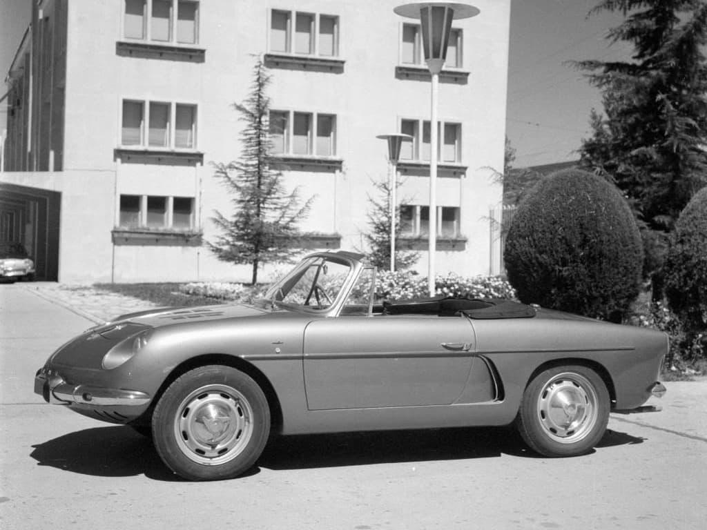 FASA Renault Alpine A108 Cabrio 1963–66 2 | FASA Renault Alpine A110 : Amor de España !